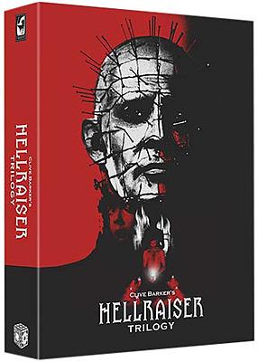 Einfach und sicher online bestellen: Hellraiser 1-3 Collectors Edition im Digipack in Österreich kaufen.