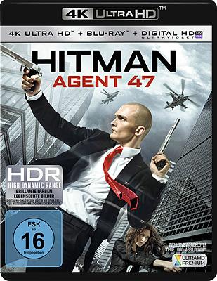 Einfach und sicher online bestellen: Hitman: Agent 47 4K Ultra HD in Österreich kaufen.
