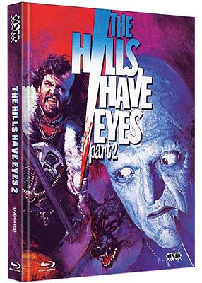Einfach und sicher online bestellen: The Hills Have Eyes 2 Limited 222 Mediabook B in Österreich kaufen.