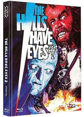 Einfach und sicher online bestellen: The Hills Have Eyes 2 Limited 222 Mediabook C in Österreich kaufen.