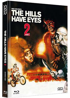 Einfach und sicher online bestellen: The Hills Have Eyes 2 Limited 222 Mediabook D in Österreich kaufen.