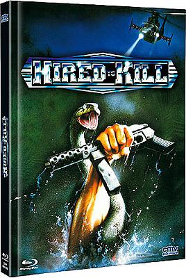 Einfach und sicher online bestellen: Hired to Kill Limited 666 Edition Mediabook in Österreich kaufen.