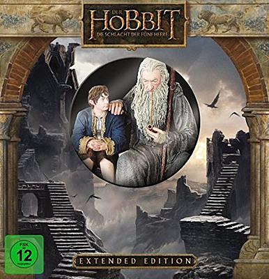 Einfach und sicher online bestellen: Der Hobbit: Die Schlacht der 5 Heere Extended LE in Österreich kaufen.