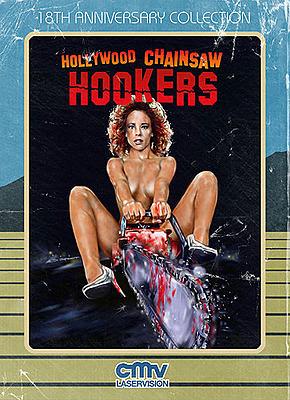 Einfach und sicher online bestellen: Hollywood Chainsaw Hookers Anniversary Mediabook in Österreich kaufen.