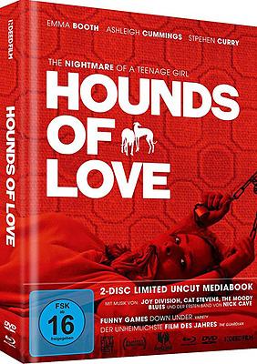 Einfach und sicher online bestellen: Hounds of Love Limited Mediabook in Österreich kaufen.