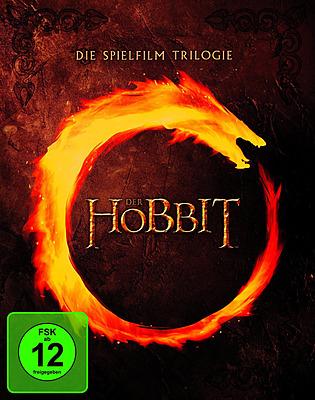 Einfach und sicher online bestellen: Der Hobbit Trilogie in Österreich kaufen.