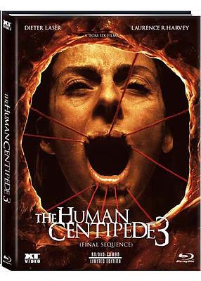 Einfach und sicher online bestellen: Human Centipede 3 Limited 1000 Mediabook Cover B in Österreich kaufen.