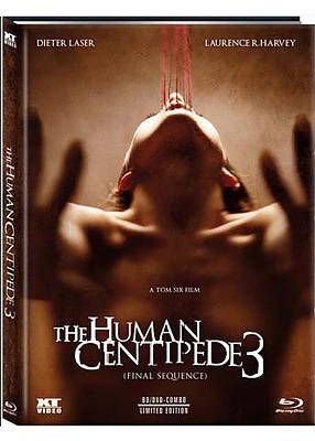 Einfach und sicher online bestellen: Human Centipede 3 Limited 1000 Mediabook Cover C in Österreich kaufen.