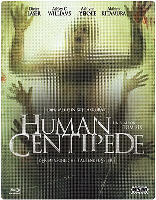 Einfach und sicher online bestellen: Human Centipede FuturePak in Österreich kaufen.