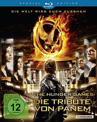 Einfach und sicher online bestellen: The Hunger Games - Die Tribute von Panem in Österreich kaufen.
