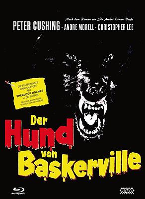 Einfach und sicher online bestellen: Der Hund von Baskerville Limited Mediabook Cover B in Österreich kaufen.