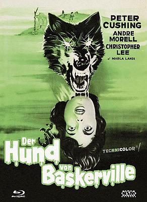 Einfach und sicher online bestellen: Der Hund von Baskerville Limited Mediabook Cover D in Österreich kaufen.