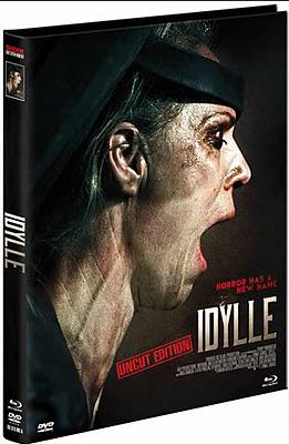 Einfach und sicher online bestellen: Idylle Limited 1000 Mediabook Cover A in Österreich kaufen.