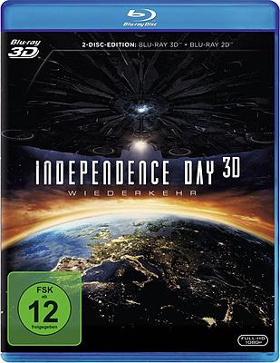 Einfach und sicher online bestellen: Independence Day 2: Wiederkehr 3D in Österreich kaufen.