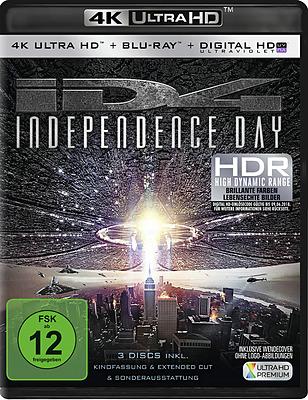 Einfach und sicher online bestellen: Independence Day 4K Ultra HD in Österreich kaufen.