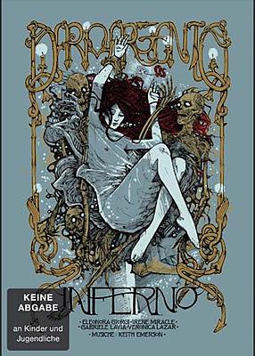 Einfach und sicher online bestellen: Inferno Limited 1000 Edition Mediabook in Österreich kaufen.