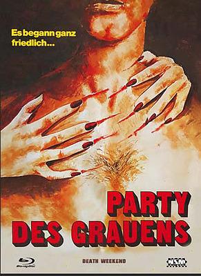 Einfach und sicher online bestellen: Party des Grauens Limited 333 Mediabook Cover B in Österreich kaufen.