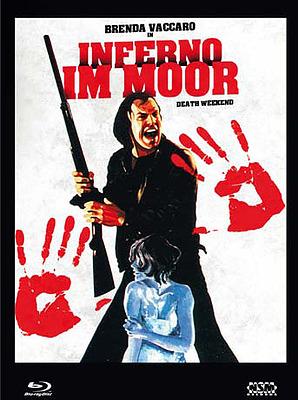 Einfach und sicher online bestellen: Inferno im Moor Limited 111 Mediabook Cover G in Österreich kaufen.