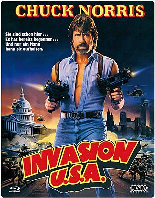 Einfach und sicher online bestellen: Invasion U.S.A. FuturePak in Österreich kaufen.