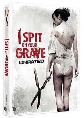 Einfach und sicher online bestellen: I Spit on Your Grave Limited 500 Mediabook B in Österreich kaufen.