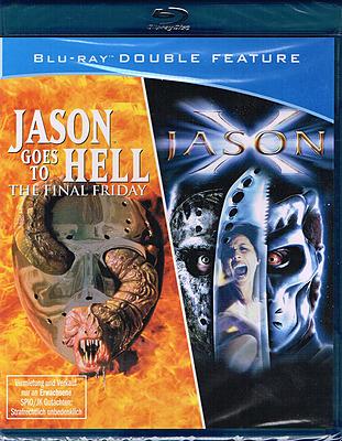 Einfach und sicher online bestellen: Jason Goes to Hell/Jason X in Österreich kaufen.