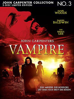 Einfach und sicher online bestellen: John Carpenters Vampire Cover C Mediabook in Österreich kaufen.