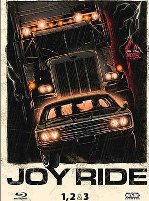 Einfach und sicher online bestellen: Joy Ride 1-3 Limited 500 Mediabook Cover A in Österreich kaufen.