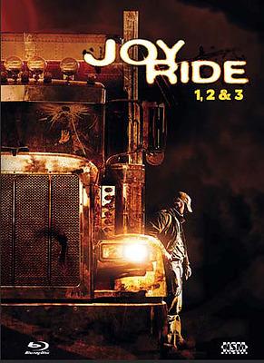 Einfach und sicher online bestellen: Joy Ride 1-3 Limited 250 Mediabook Cover B in Österreich kaufen.