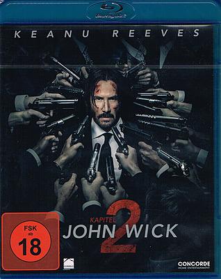 Einfach und sicher online bestellen: John Wick 2 in Österreich kaufen.