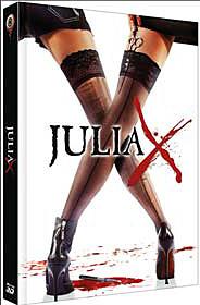 Einfach und sicher online bestellen: Julia X Limited 388 Edition Mediabook Cover A in Österreich kaufen.