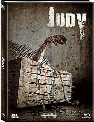 Einfach und sicher online bestellen: Judy Limited 333 Mediabook Cover B in Österreich kaufen.