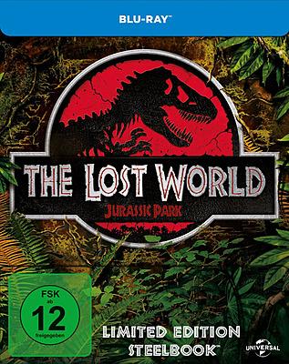 Einfach und sicher online bestellen: Die Vergessene Welt: Jurassic Park Steelbook in Österreich kaufen.