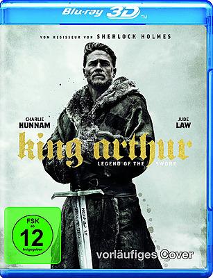 Einfach und sicher online bestellen: King Arthur: Legend of the Sword 3D in Österreich kaufen.