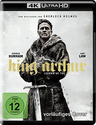 Einfach und sicher online bestellen: King Arthur: Legend of the Sword 4K Ultra HD in Österreich kaufen.