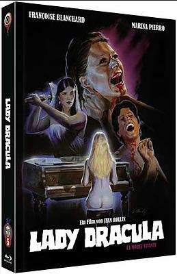 Einfach und sicher online bestellen: Lady Dracula Limited 666 Edition Mediabook Cover B in Österreich kaufen.