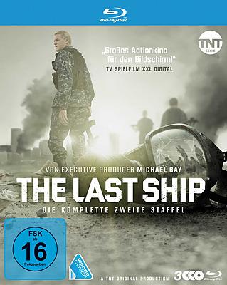 Einfach und sicher online bestellen: The Last Ship - Staffel 2 in Österreich kaufen.