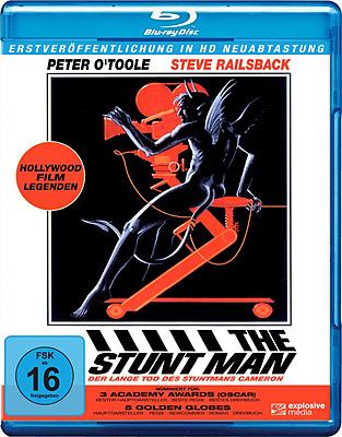 Einfach und sicher online bestellen: Der lange Tod des Stuntmans Cameron in Österreich kaufen.