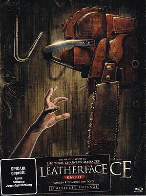 Einfach und sicher online bestellen: Leatherface Digipack in Österreich kaufen.