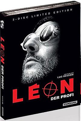 Einfach und sicher online bestellen: Leon: Der Profi Limited 1000 Edition Mediabook in Österreich kaufen.