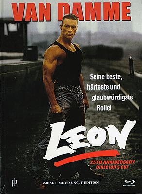 Einfach und sicher online bestellen: Leon Directors Cut Limited Mediabook Cover A in Österreich kaufen.