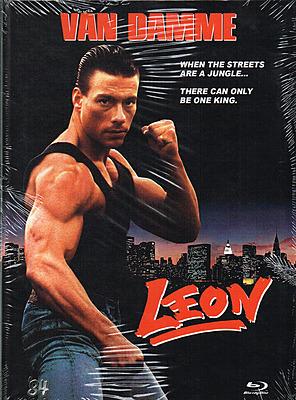 Einfach und sicher online bestellen: Leon uncut Mediabook Cover C in Österreich kaufen.