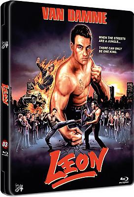Einfach und sicher online bestellen: Leon Metalpak (Scary Metal Collection 03) in Österreich kaufen.