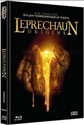 Einfach und sicher online bestellen: Leprechaun: Origins Limited 750 Mediabook Cover A in Österreich kaufen.