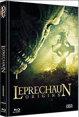 Einfach und sicher online bestellen: Leprechaun: Origins Limited 750 Mediabook Cover B in Österreich kaufen.