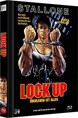 Einfach und sicher online bestellen: Lock Up Limited 666 Edition Mediabook Cover A in Österreich kaufen.