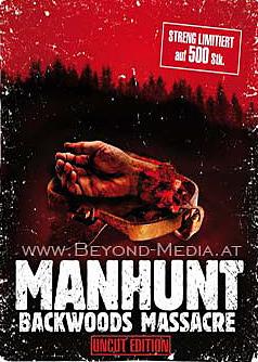Einfach und sicher online bestellen: Manhunt - Backwoods Massacre Limited Edition in Österreich kaufen.