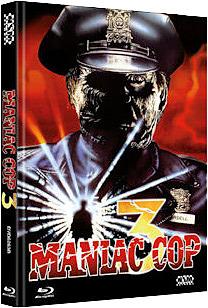 Einfach und sicher online bestellen: Maniac Cop 3 Limited Edition Mediabook Cover B in Österreich kaufen.