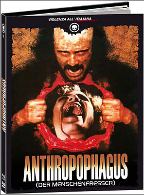 Einfach und sicher online bestellen: Antropophagus Limited 500 Edition Mediabook C in Österreich kaufen.