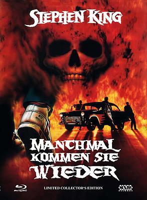 Einfach und sicher online bestellen: Manchmal kommen sie wieder Mediabook Cover C in Österreich kaufen.