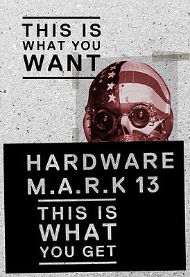 Einfach und sicher online bestellen: M.A.R.K. 13 - Hardware Limited Collectors Edition in Österreich kaufen.